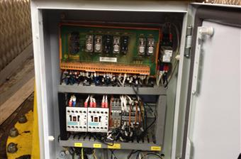 Electrical Box After Refurbishment